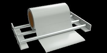 Suporte para bobina de papel de presente